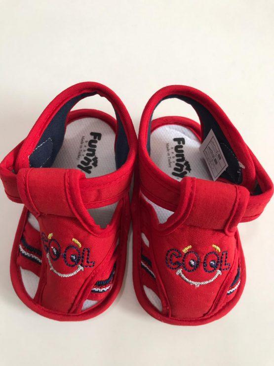 Cool Baskılı Yazlık Ayakkabı
