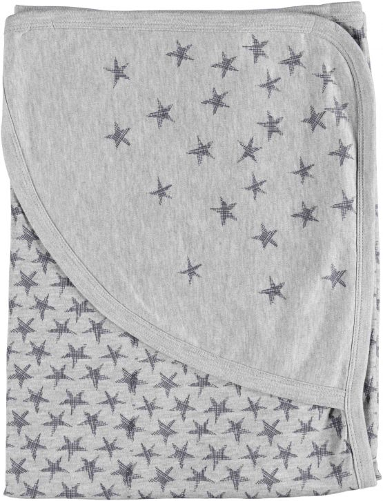 Bibaby Yıldız Desenli Battaniye