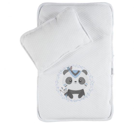 Bibaby Panda Desenli Alt Açma