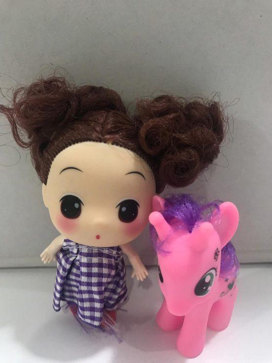 Unicorn ve Kız Bebek